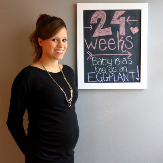 running while pregnant